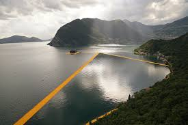 Floating Piers by Completed U2014 The Floating Piers