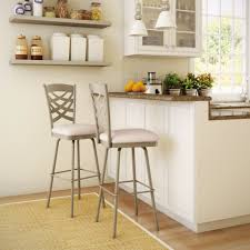 Bar Stools At Costco Home Tips Seat Ring Conceals The Swivel For A Clean Look With