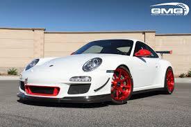 porsche gt3 red 997 gt3 rs gmg racing