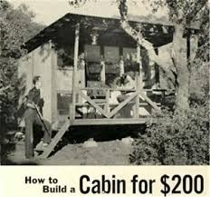 How Much To Build A Cottage by Buy How To Build Your Cabin Or Modern Vacation Home In Cheap Price