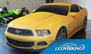 car cover for mustang printed mustang car cover from coverking coverking