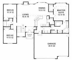 split floor house plans plan 1602 3 split bedroom ranch w walk in pantry walk in