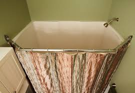 54 Shower Curtain Ideal Shower Curtain Rod For Corner Shower Bed And Shower