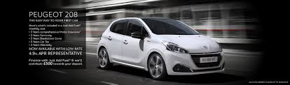 New Peugeot 208 Cars At Campbeltown Motor Company