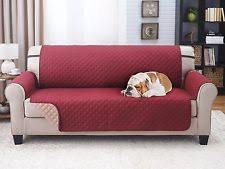 Pet Covers For Sofa by Reversible Sofa Slipcovers Covers For Pets Furniture Protector