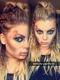 lagertha lothbrok clothes to make lagertha hair and makeup vikings halloween halloween