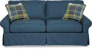 sleeper sofa slip cover la z boy beacon hill premier supreme comfort queen sleeper sofa