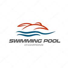 Swimming Logo Design by Swimming Pool Logo U2014 Stock Vector Kilroy 65685829