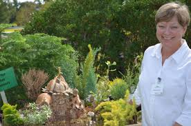Botanical Gardens Volunteer by Fairy House Gardens Mega Sale On Holiday Items In The Garden