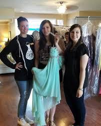 sorority formal dresses sorority makes prom dreams a reality lionsroarnews