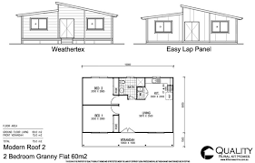 two bedroom granny flat floor plans granny flat house plans impressive design 12 building tiny house