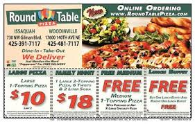 round table pizza menu coupons round table pizza printable coupons l35 about inspirational home