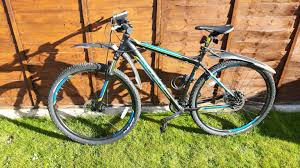 hellcat bicycle used carrera hellcat limited edition 29er in bs7 bristol for