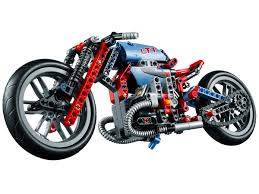 lego technic motocross bike lego technic 42036 strassenmotorrad