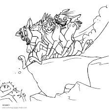 lion king coloring pages coloring pages kids disney