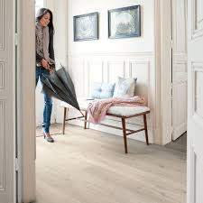 Quick Laminate Flooring Quick Step Impressive Ultra Soft Oak Light Laminate Flooring
