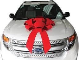 car bow ribbon car bows