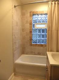 color suggestions for travertine tiled bath apartment therapy