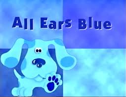 image all ears blue jpg blue u0027s clues wiki fandom powered by
