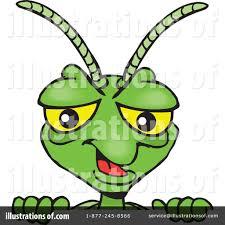 praying mantis clipart 1273755 illustration by dennis