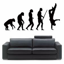 aliexpress com buy arrive darwin evolution hip hop show wall