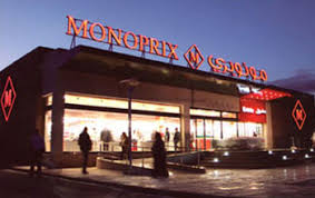 siege social monoprix grande distribution the retail