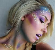 Halloween Makeup Mermaid 50 Amazing Halloween Makeup Ideas To Inspire You Mtl Blog