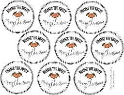orange you sweet printable christmas gift tags trader joe u0027s