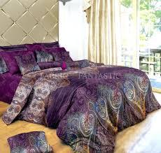 Comforter Set Uk Super King Duvet Sets Uk Pleated Stripe Check Duvet Cover Cream