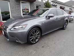 lexus pre certified vehicles pre owned 2015 lexus gs 350 f sport awd nav 4dr car in manheim