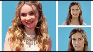 hair tutorial hair tutorial sabrina carpenter access all areas disney