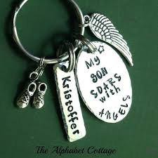 Remembrance Keychain 19 Best Angel Gifts Images On Pinterest Memorial Jewelry