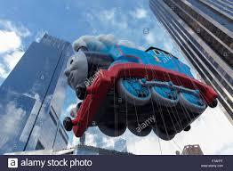 thanksgiving columbus new york ny usa november 26 2015 giant thomas the tank engine