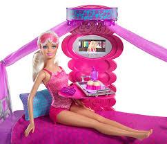 amazon com barbie bed to breakfast deluxe bedroom and doll set amazon com barbie bed to breakfast deluxe bedroom and doll set toys games