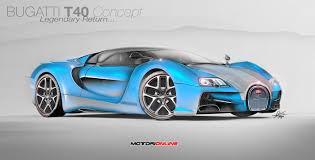 bugatti ettore concept bugatti ettore t40 concept by daniele pelligra 5 5