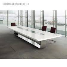 Black Boardroom Table China Hot Selling High End Conference Table Office Furniture