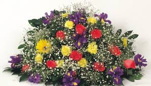 how to make floral arrangements how to make a silk headstone saddle arrangement synonym