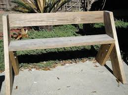 How To Build A Simple Bench Best 25 Bench Plans Ideas On Pinterest Diy Wood Bench Build A