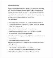entry level java developer resume sample entry level java developer resume sample download java developer