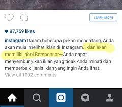 cara membuat akun instagram secara online cara aktivasi instagram ads untuk mulai beriklan fikry fatullah s blog