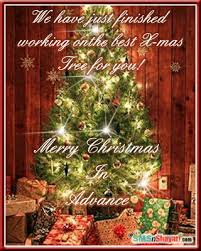 advance merry christmas card sayings and happy new year quotes