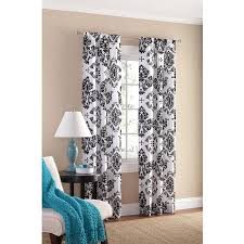 Window Curtains Amazon by Black And White Window Curtains Ideas