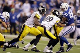 tv ratings steelers blowout win see nfl thanksgiving fall
