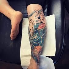 8 ocean scene tattoos best 25 outdoor tattoo ideas on