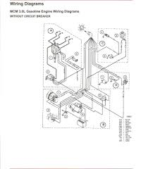 mercruiser 4 3 wiring diagram mercruiser 350 wiring diagram