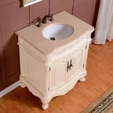 amazon com silkroad exclusive marble stone top single sink