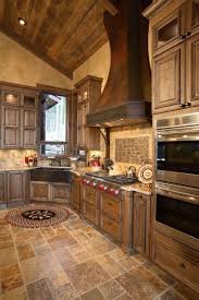 traditional white kitchen design ideas with wooden island granite gallery range hoods kitchens handcrafted metal by raw urth rustic house interior design websites