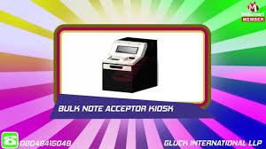 automatic teller machine and kiosk system by gluck international
