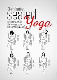 Exercise Chair As Seen On Tv No Equipment Office Workout For All Fitness Levels Visual Guide