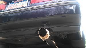 1991 Honda Accord Lx Coupe 1991 Honda Accord Exhaust Test Youtube